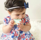 Ice Cream Teether (Mint)