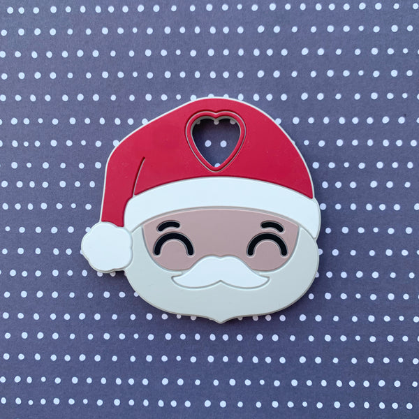 Christmas Santa Claus Teething Toy (Limited Edition)