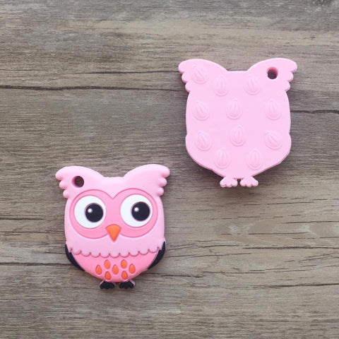 Cute Owl Teething Toy