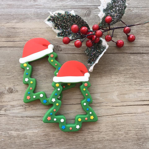 Christmas Tree Teething Toy (Limited Edition)