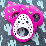 Dragon Fruit Teething Toy