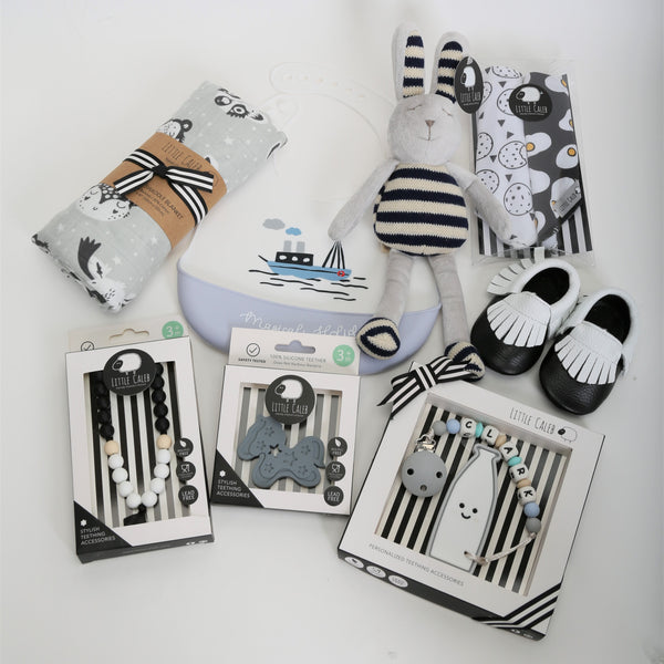 Deluxe Baby Hamper - Cool