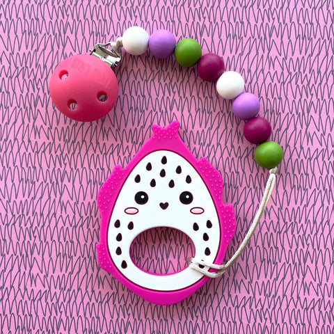 Dragon Fruit Teether