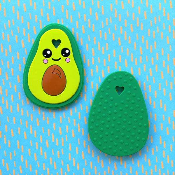 【PRE-ORDER】Avocado Teething Toy