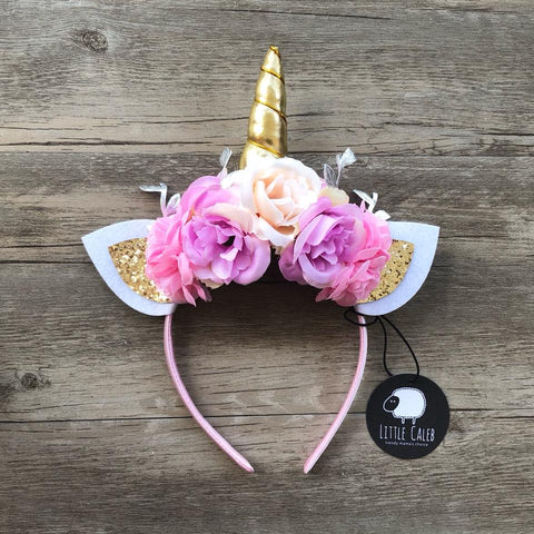 Baby Unicorn Headband (Fairy)