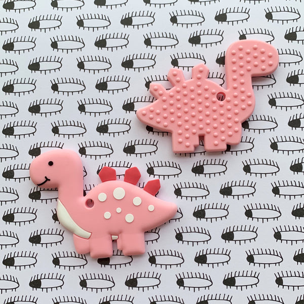 Cute Dinosaur Teething Toy