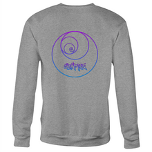 GraPHIti - Crew Neck Jumper Sweatshirt