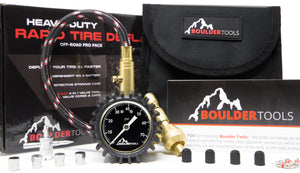 Heavy Duty Rapid Tire Deflator