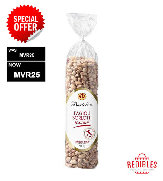 SPECIAL OFFER: Barlotti Beans 500g