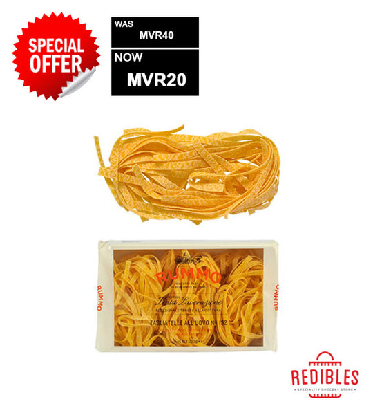 SPECIAL OFFER: Tagliatelle all'Uovo 250g