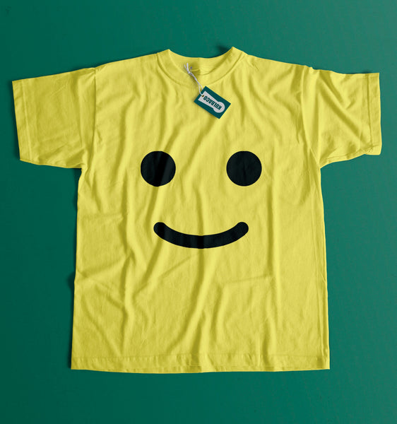 BRICK FACE T-SHIRT
