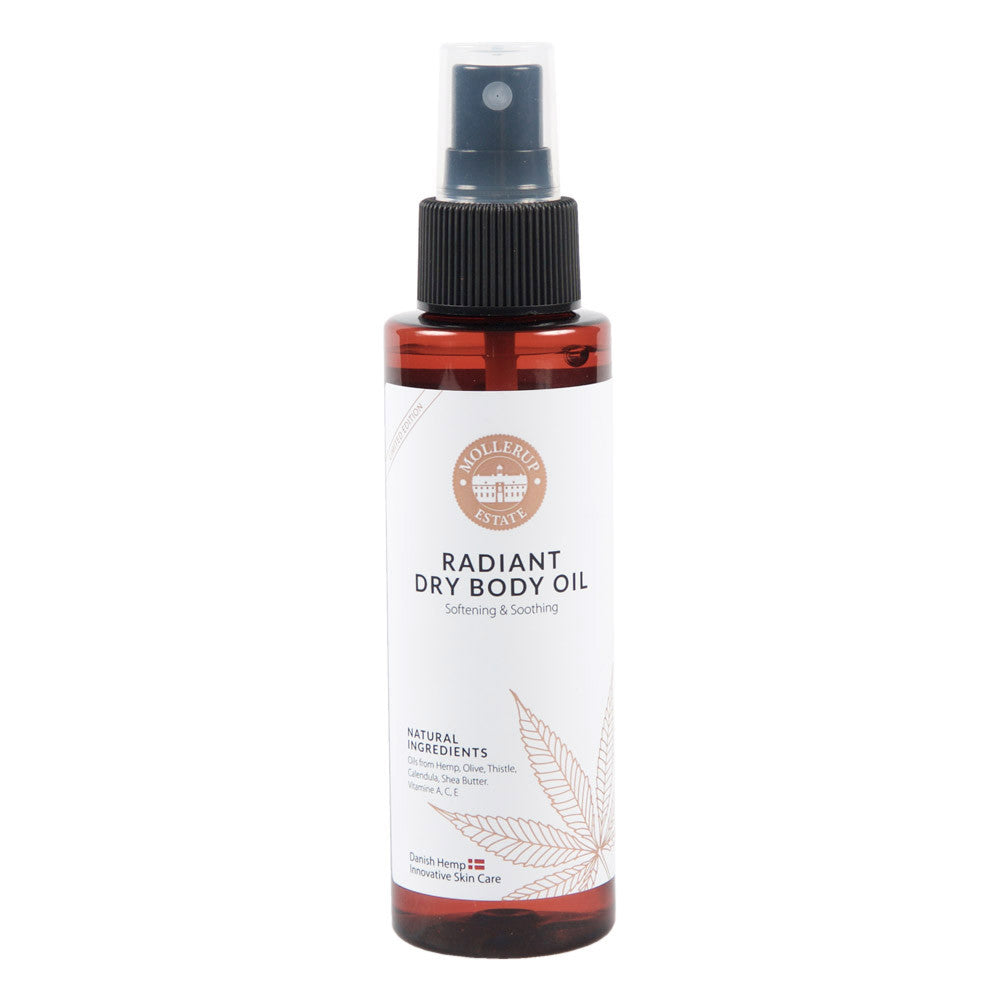 Radiant Dry Body Oil