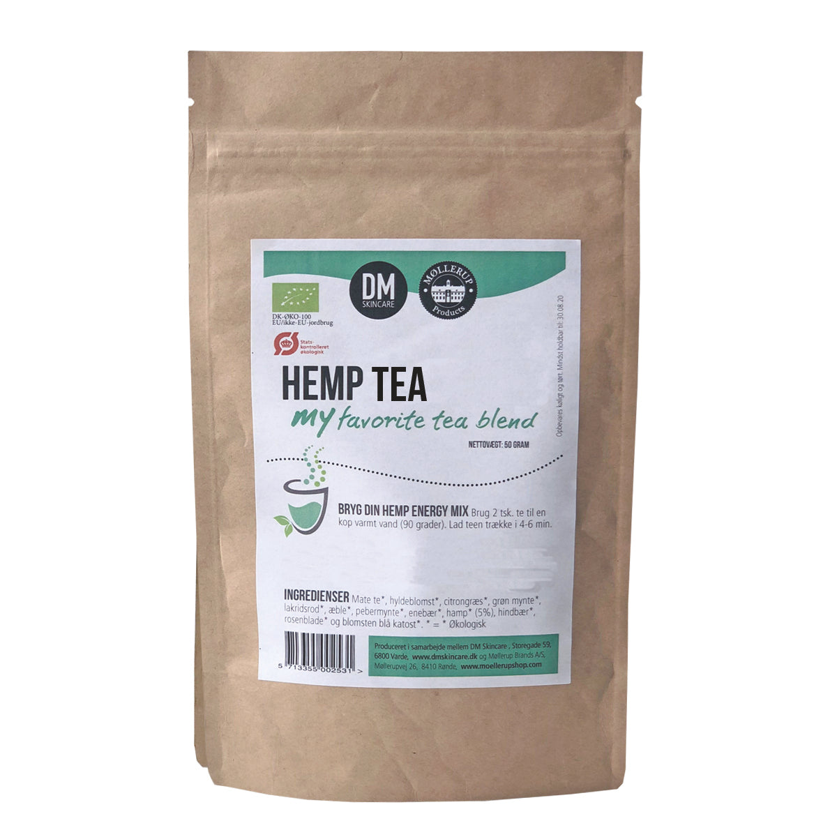 Image of Øko Hemp mix te