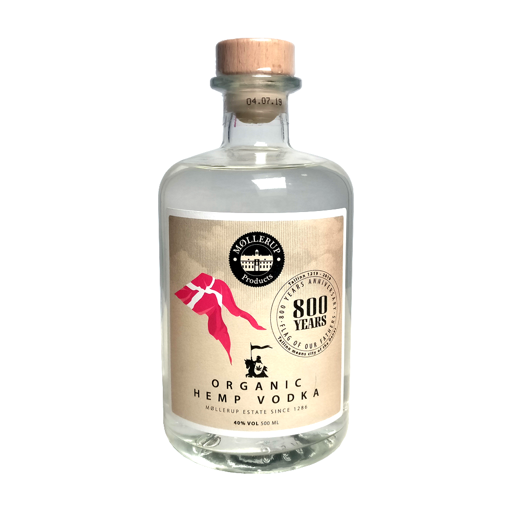Økologisk Hemp Vodka