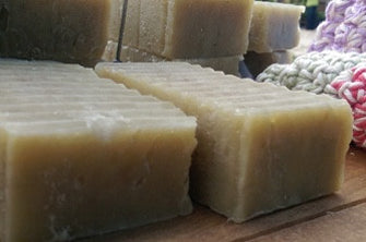 Lemongrass Soap 1