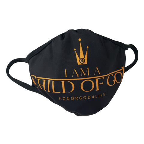 Child Of God Mask (Adult)
