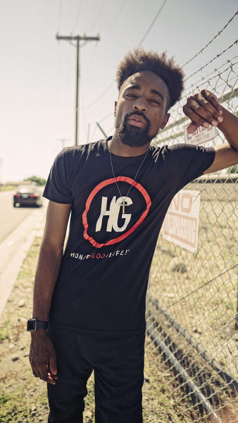The Original HG Tee- New Wave