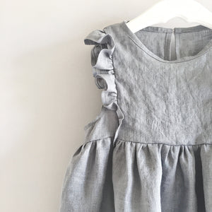 Ruffle Dress