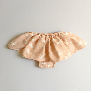 Blush Floral Skirt Bloomers