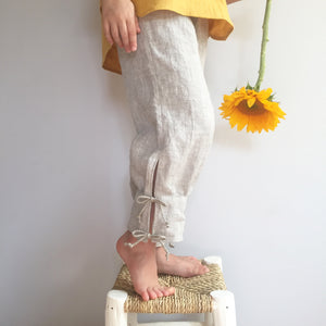 Jodhpur Pants with Cuffs