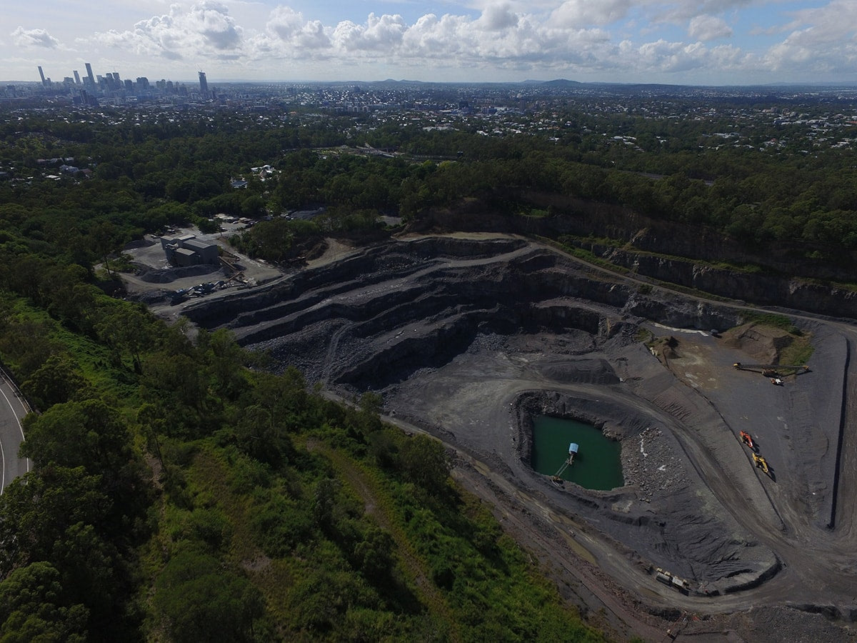Open-Cut-Mine-Brisbane-viewed-by-DJI-Phantom-3-drone
