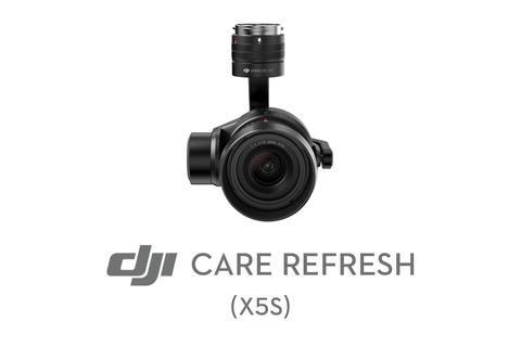 DJI Care Refresh - Zenmuse X5s Camera