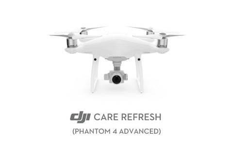 DJI Care Refresh Phantom 4 Advanced drone My Drones