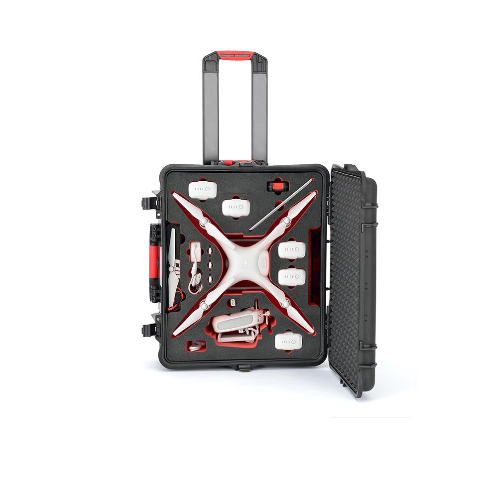HPRC Phantom 4 2700W-01 wheeled case from My Drones