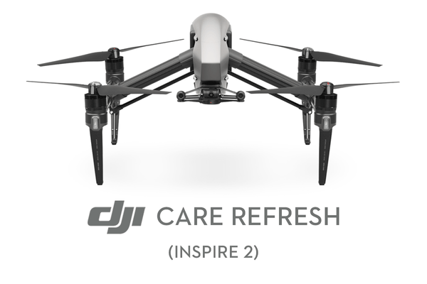 DJI Care Refresh for Inspire 2 drone My Drones