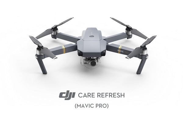 DJI Care Refresh Mavic Pro by My Drones