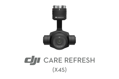 DJI Care Refresh - Zenmuse X4s Camera