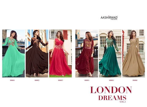 London Dreams collection