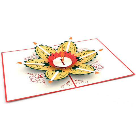 Diwali Card from Lovepop