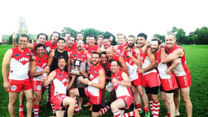 Swans Topple Roos to Win Back Wayne Schwass Cup