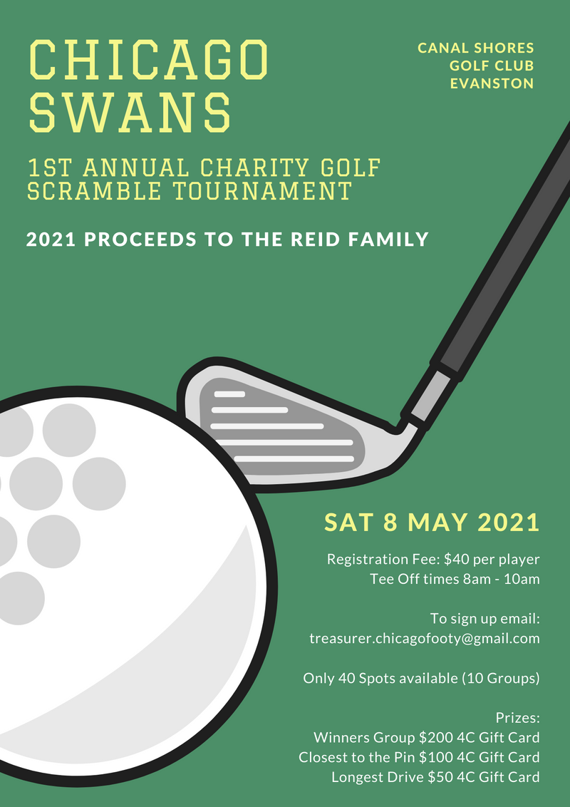 Golf Day May 8th