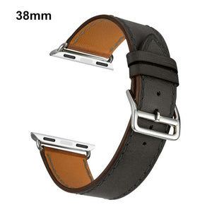 Lnop Leather Watchband for Apple Watch 38 & 42mm