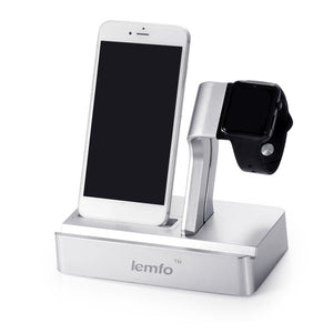 3 in 1 Charging Dock Station - iPhone, iPad and Apple Watch