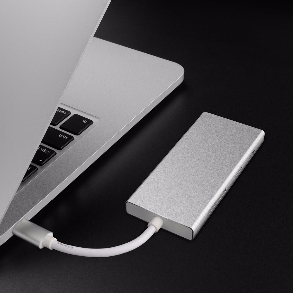 Cabledeconn Thunderbolt 3 Multi-port Hub for Apple MacBook Pro