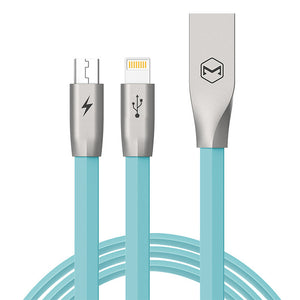 Mcdodo Fast Charge Data Cable For Lightning & Micro-USB