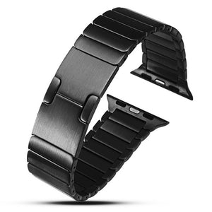 Kinco Stainless Steel Watch Band for Apple Watch 38mm & 42mm