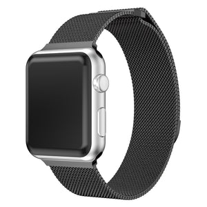 Behua Milanese Loop Watch Band for Apple Watch 38mm & 42mm
