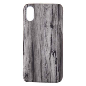 Tikitaka Soft Wood Case for iPhone X
