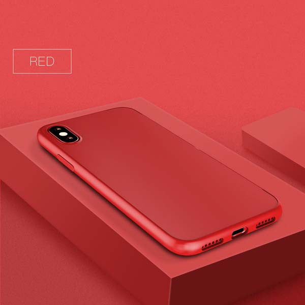Tikitaka Ultra Slim iPhone X Case