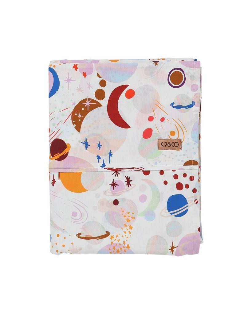 Planet Kip Table Cloth (Flat Sheet)