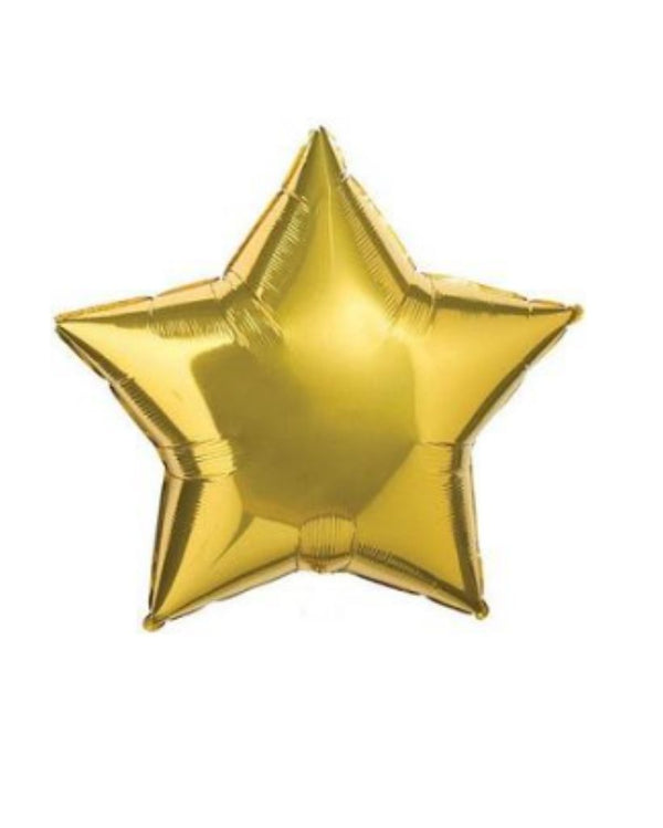 Large Star Foil Balloon