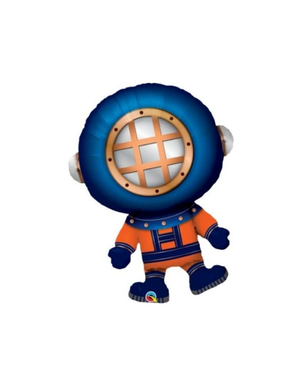 Deep Sea Diver Balloon