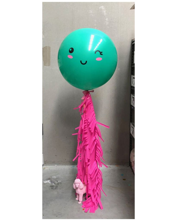 Giant Balloon Friend Inflated