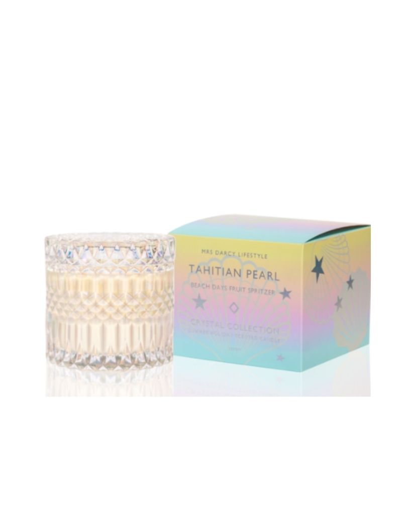 Tahitian Pearl Large Candle