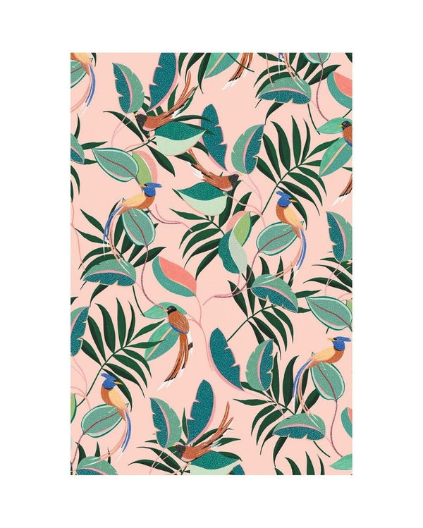 Jungle Birds Wrapping Paper