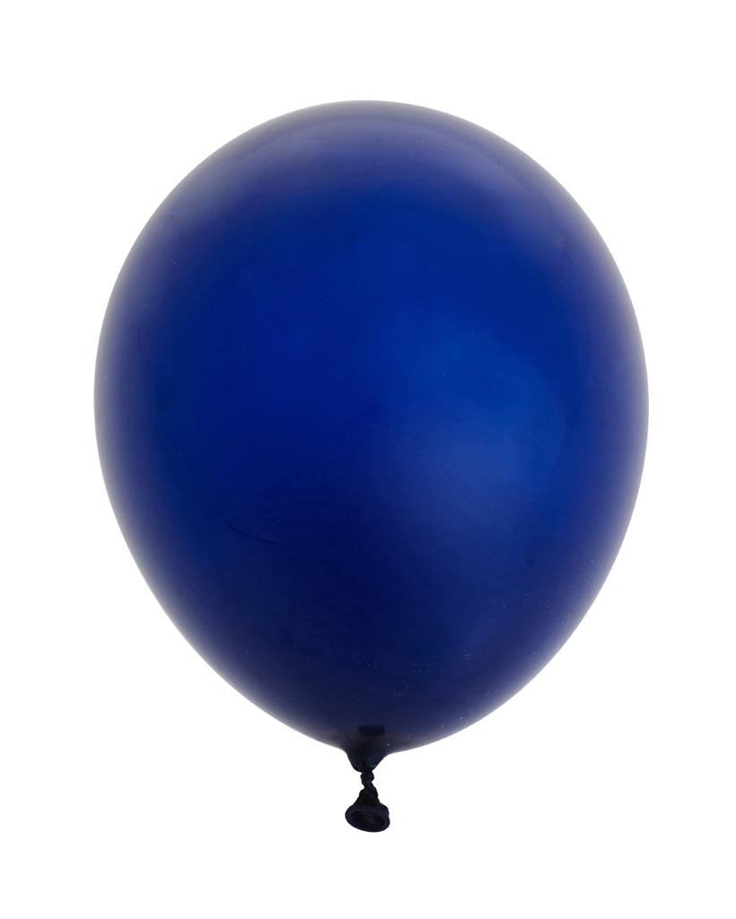 Dark Blue Medium Balloon